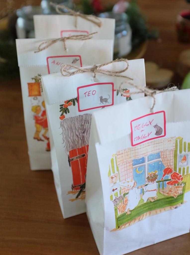 Vianočný balíček sušienok pre našich miláčikov